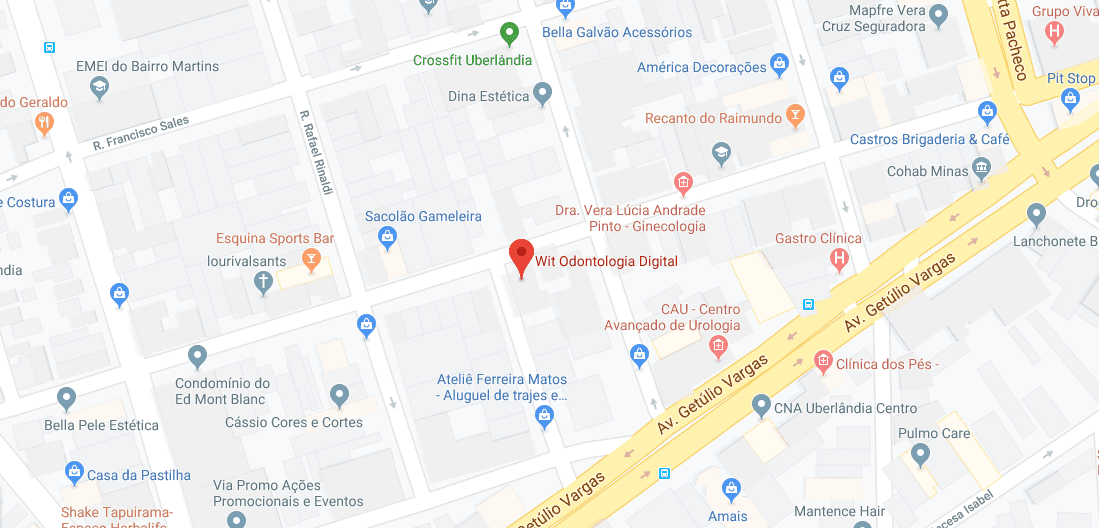 Rua Marquês Póvoa 333, Osvaldo Resende Uberlândia-MG