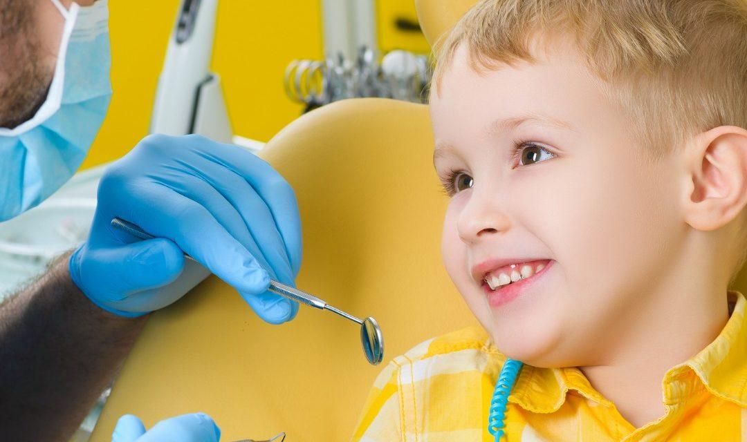 dentista de criança