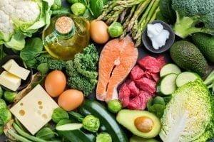 Alimentos nutricionais